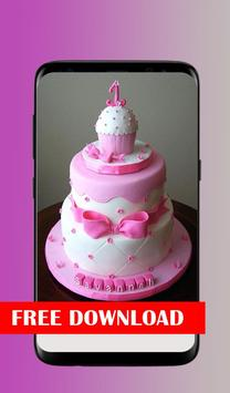 Beautiful cake design screenshot 1