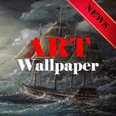 Beauty Art Wallpaper icon