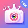 Nucie Cam: ब्यूटी कैमरा सेल्फी तथा फेस मेकअप एडिटर आइकन