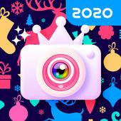 Nucie Câmera De Selfie e Editor De Maquiagem Fotos ícone