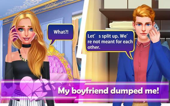 My Break Up Story ❤ Interactive Love Story Games screenshot 5