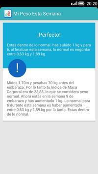 Embarazo Saludable screenshot 4