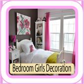 Girls Bedroom Decoration icon