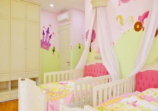 Girls Bedroom Decoration poster