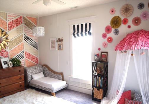 Girls Bedroom Decoration screenshot 16