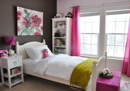 Girls Bedroom Decoration screenshot 1