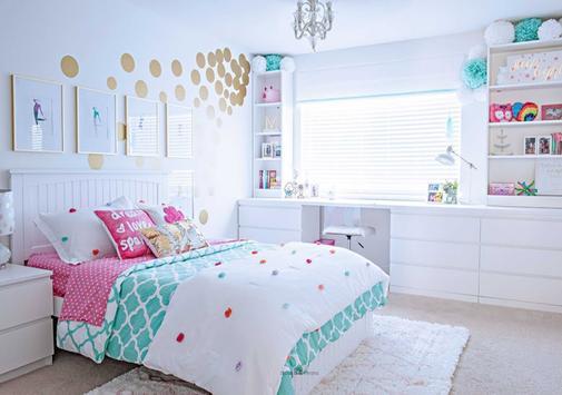 Girls Bedroom Decoration screenshot 4