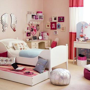 Girls Bedroom Decoration screenshot 5