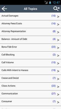 ARM Law screenshot 3