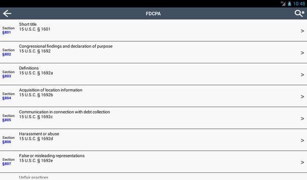 ARM Law screenshot 5