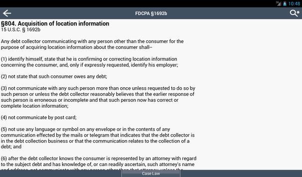 ARM Law screenshot 6