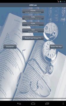 ARM Law screenshot 8
