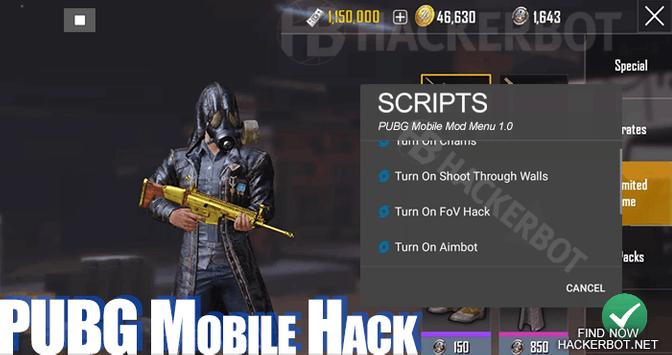 Hack Pubg screenshot 4