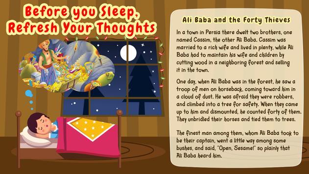 Bedtime Stories screenshot 1