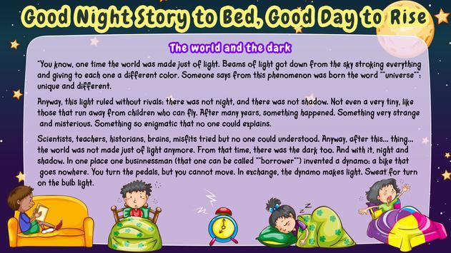 Bedtime Stories screenshot 4