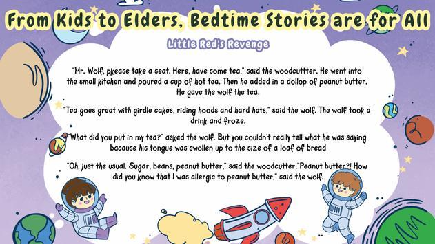 Bedtime Stories screenshot 7