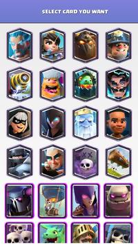 TradingCards for Clash Royale poster