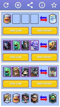 TradingCards for Clash Royale screenshot 1