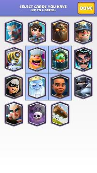 TradingCards for Clash Royale screenshot 2