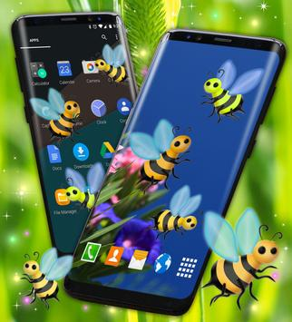 Bumble Bees on Your Screen screenshot 1