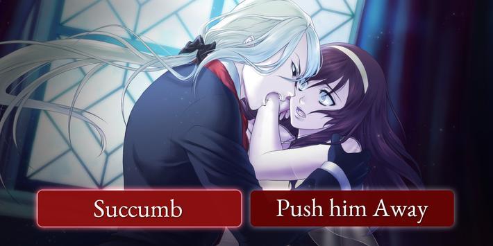 Moonlight Lovers : Vladimir - Dating sim / Vampire screenshot 5