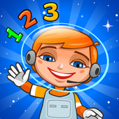 Jack in Space - educational game icon