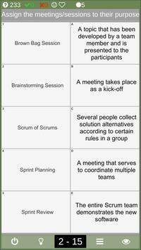 Agile Scrum Foundation exam preparation 2019 screenshot 7