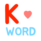 K-WORD Korean Learner's Dictionary icon