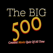 The Big 500 Greatest Movie Quiz Of All Time icon