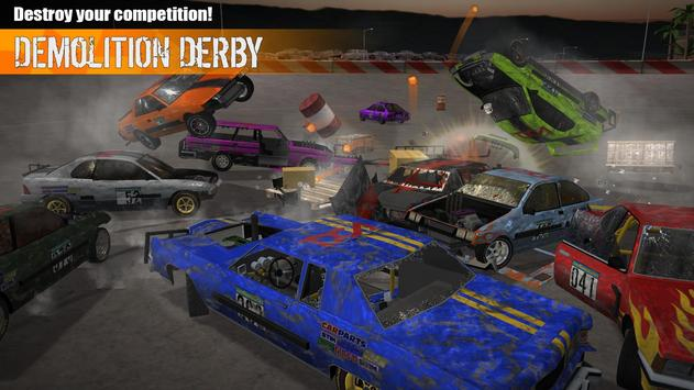 1 Schermata Demolition Derby 3