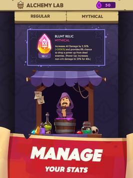 Almost a Hero - Idle RPG Clicker screenshot 9