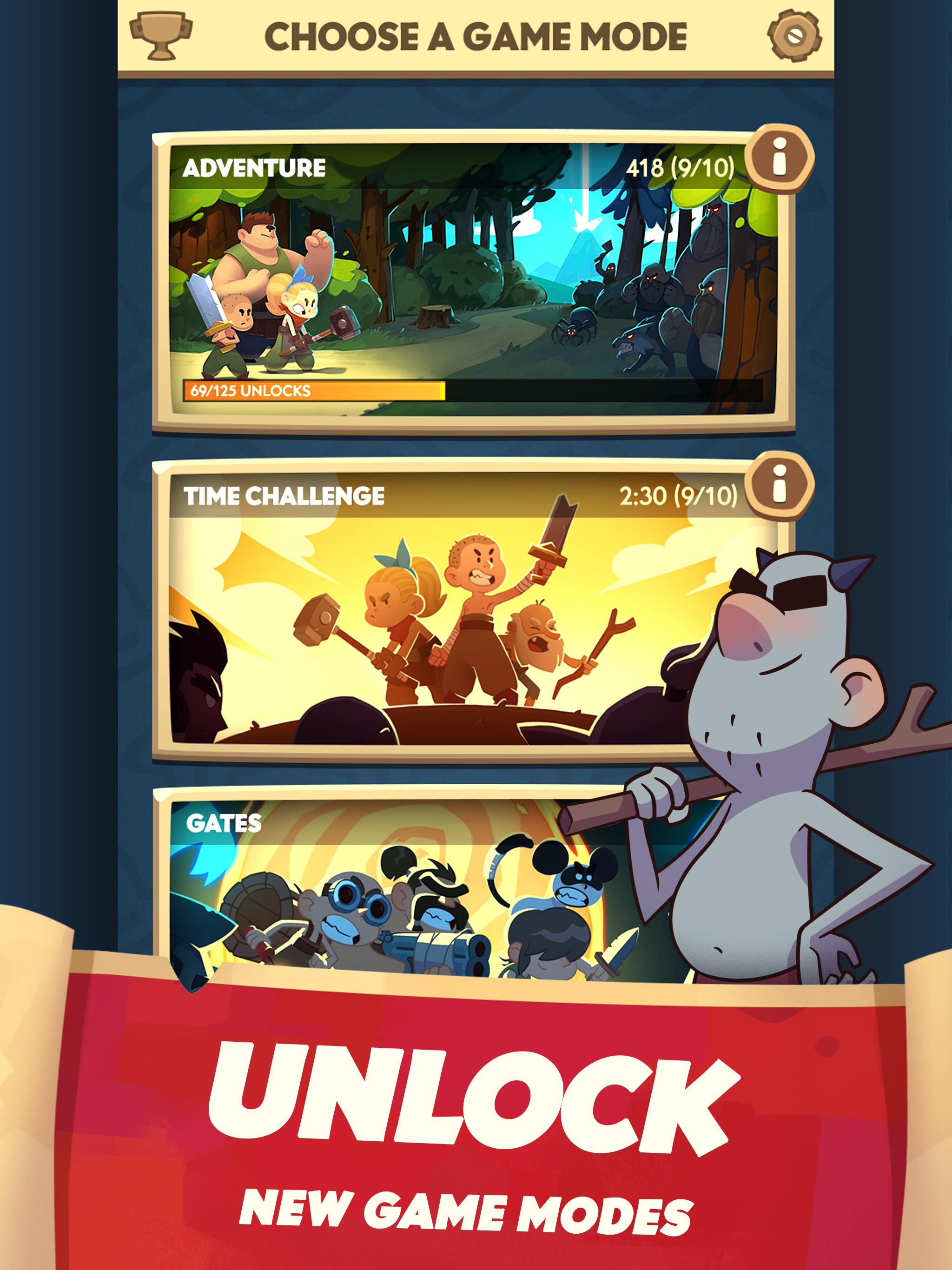 Almost a Hero - Idle RPG Clicker for Android - APK Download