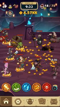 Almost a Hero - Idle RPG Clicker capture d'écran 5