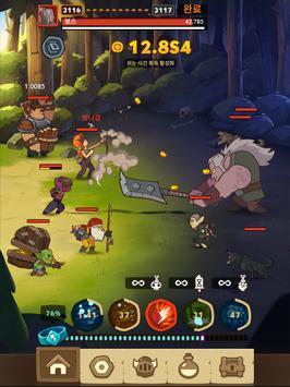 Almost a Hero RPG 스크린샷 12