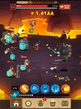 12 Schermata Almost a Hero - Idle RPG Clicker