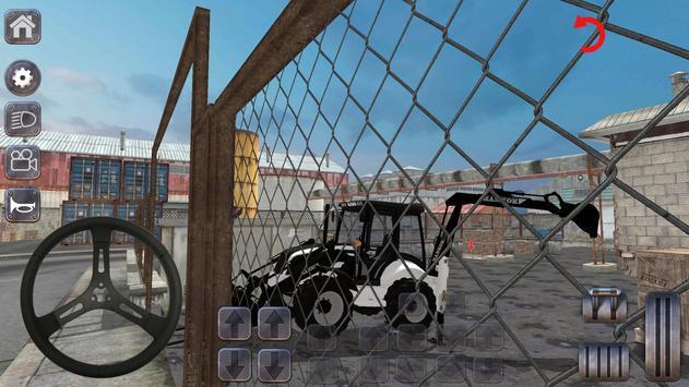 Backhoe Loader: Excavator Simulator Game screenshot 13