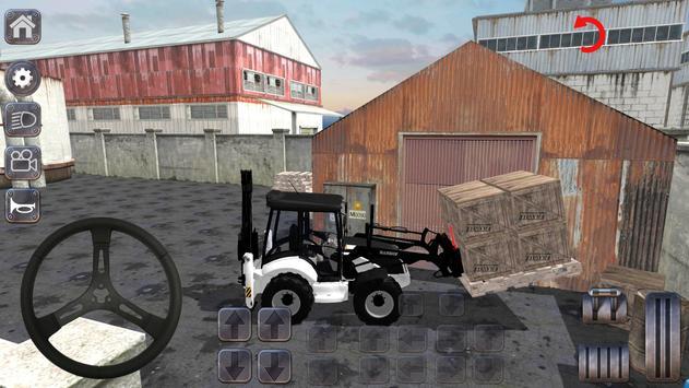 Backhoe Loader: Excavator Simulator Game screenshot 16
