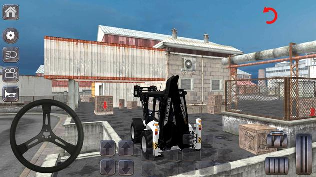 Backhoe Loader: Excavator Simulator Game screenshot 3