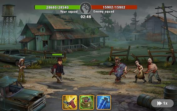 Zero City screenshot 7