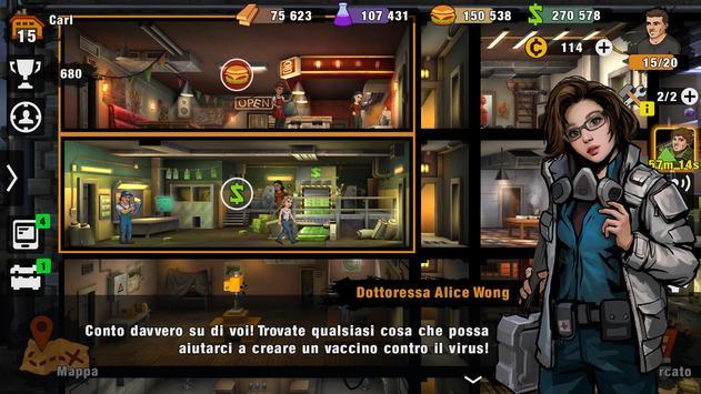 4 Schermata Zero City