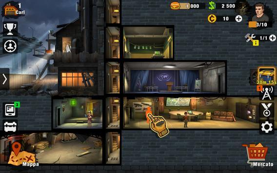 15 Schermata Zero City