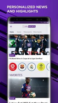 beIN SPORTS Ekran Görüntüsü 1