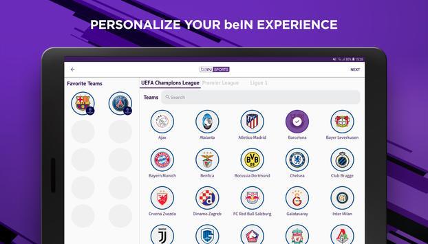 beIN SPORTS Ekran Görüntüsü 7