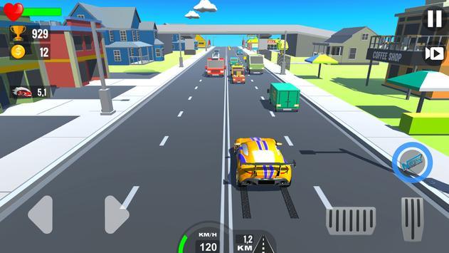 Super Kids Car Racing screenshot 14