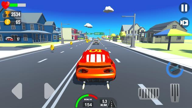 Super Kids Car Racing screenshot 4