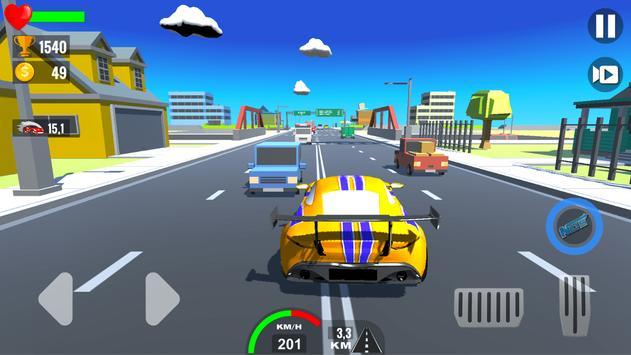 Super Kids Car Racing screenshot 5