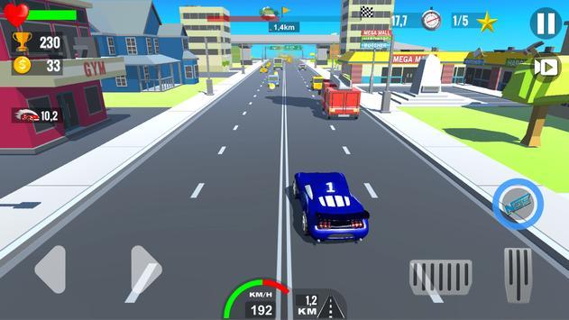 Super Kids Car Racing screenshot 7