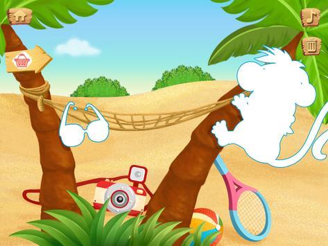 Lola's Beach Puzzle Lite screenshot 13