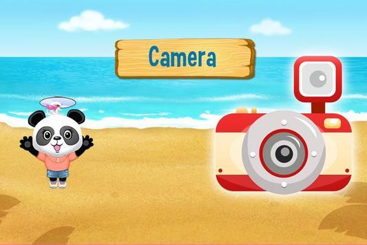 Lola's Beach Puzzle Lite screenshot 2