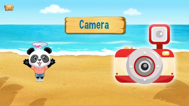 Lola's Beach Puzzle Lite screenshot 7